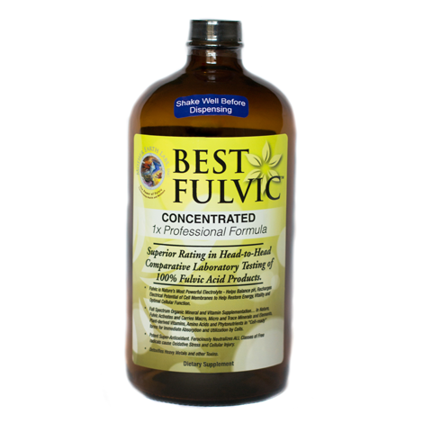 Best Fulvic Isolate