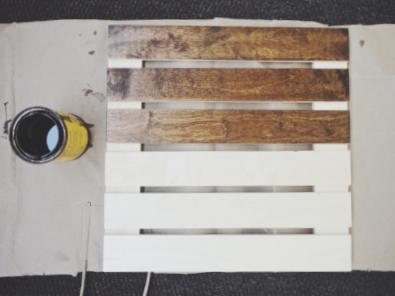 Love Tina Rose DIY Painted Wooden Wall Decor