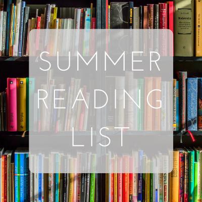 Love Tina Rose Summer Reading List