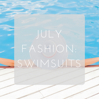 Love Tina Rose July Fashion Swimsuits