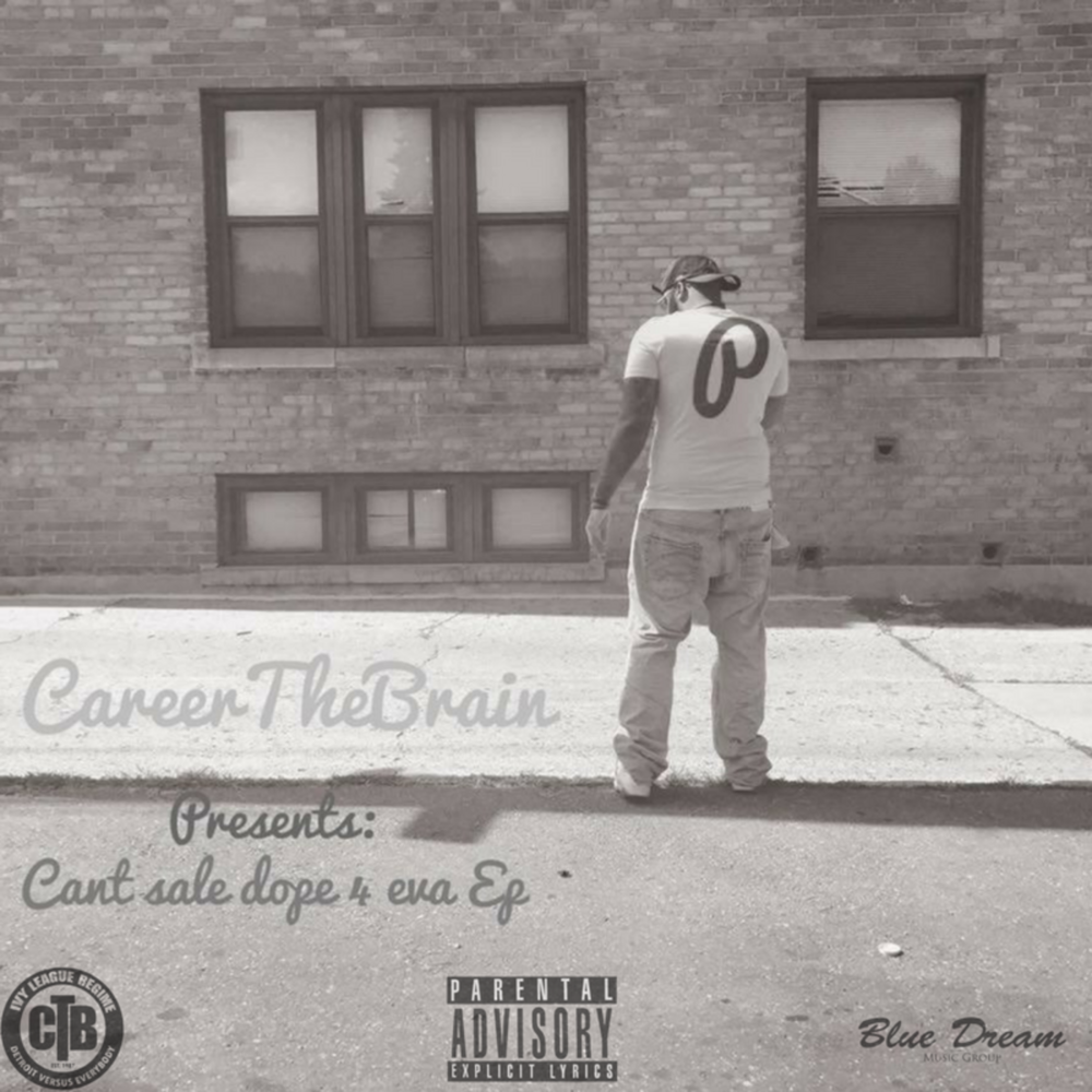 """CareerTheBrain is a Hip-hop artist from Detroit MI,who has established a name for himself through his immaculate music and thought-provoking performances. Combining his witty lyricism with a refreshingly candid perspective, CTB shows his growth and versatility on this 8-track EP. Listeners can expect plenty of new music and visuals from CTB. Stream the EP above and support on iTunes  here or any streaming site available.This Project is dedicated to Ronnie D. Smart, who is CTB's best friend mother. He state he choose the title due to her saying,''What you going to do, sell dope for ever?,' She recently passed from lupus, if you listen carefully to the intro he explains where he was and the emotional state of mind he was in. This is what inspired this album & its creation according to the artist. If you are into """"grammar checking"""",you'll notice an error in the spelling of the title. The word SALE is highlight instead of its proper text of Sell. CTB has explain the reason being is he's """"sling"""" the drugs whole-sale, to exit the underworld of drug trafficing. This project is a prelude to his debut album ''Tears In The Trap'' aka TITT, CTB is using this to give you the dark-side of the hustling aspect, where as his album is a cinematic feel giving you a comic side of it."""