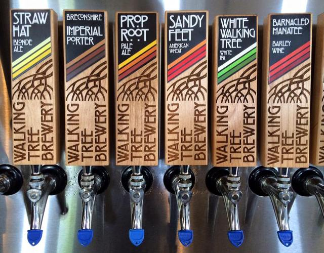 Walking Tree Brewery - 3209 Dodger Rd.Vero Beach FL, 32960(772) 217-3502