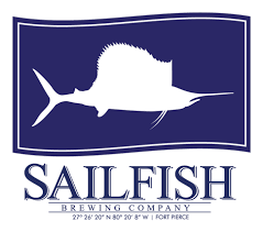 Sailfish Brewery - 407 N 2nd St.Fort Pierce, FL 34950(772) 242-8697