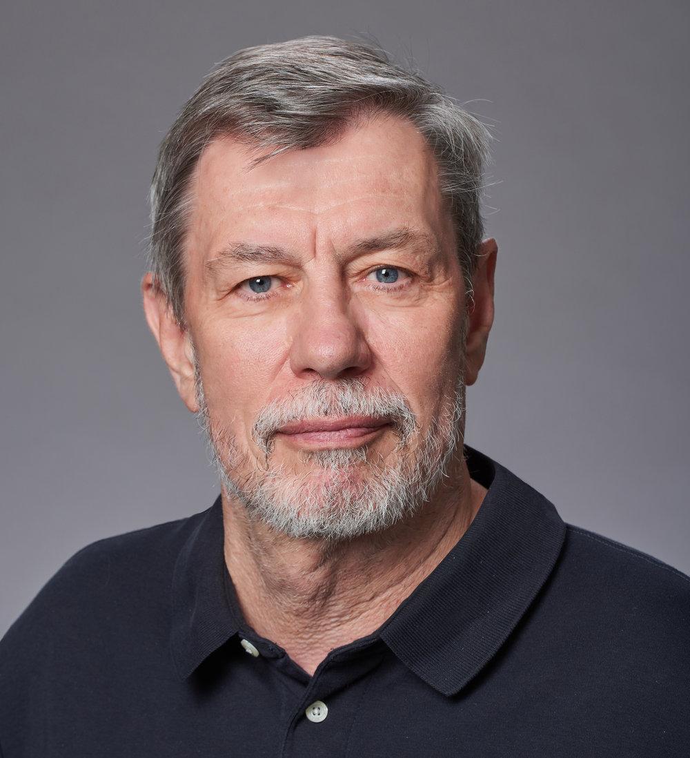 Victor A. Mirontschuk, FAIA