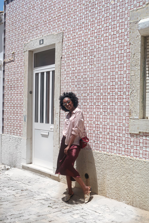 Shirt + Skirt H&M - #walltwinning