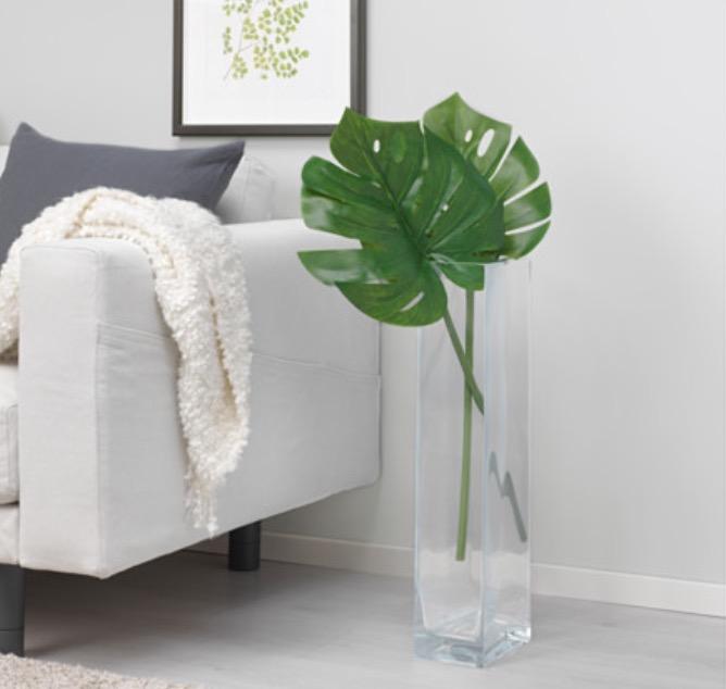 artificial leaf - IKEA