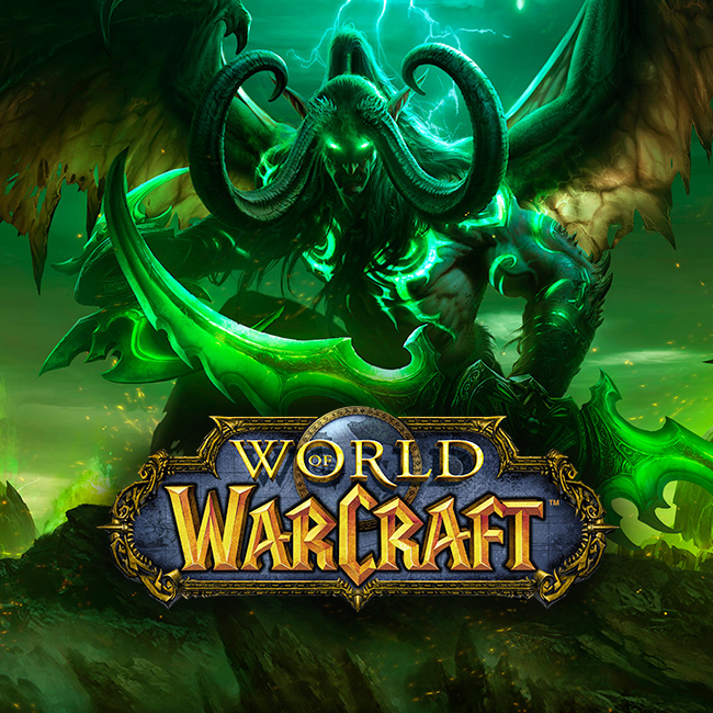 World of Warcraft  -  UI  /  UX  /  Game Design