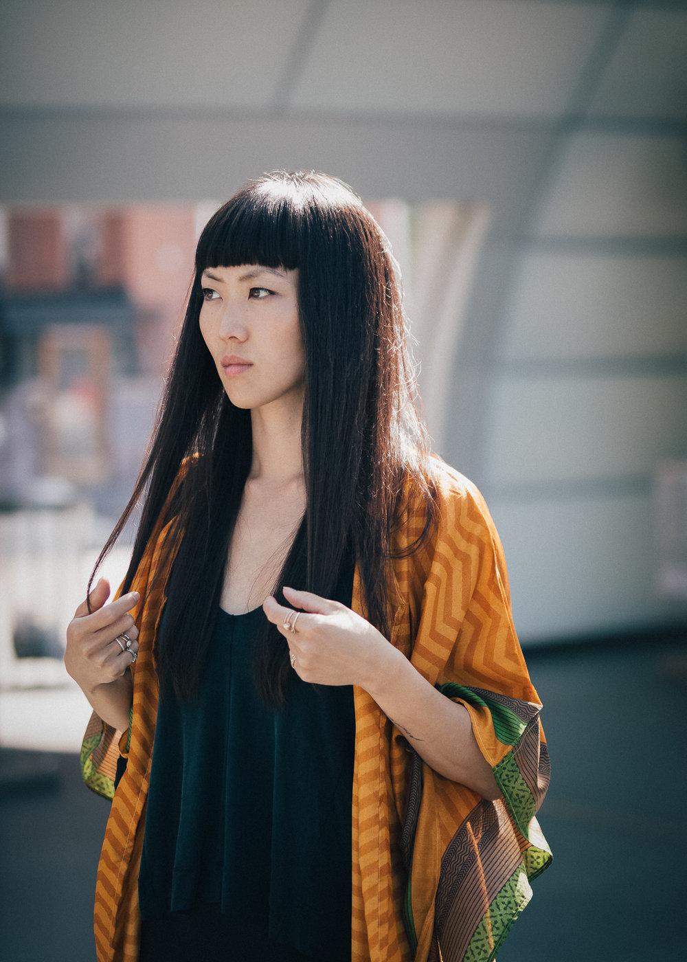 Louise Yung YOGA