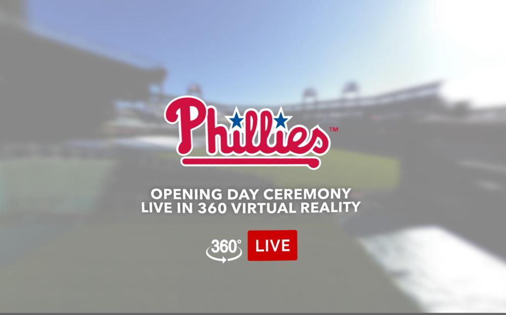 Phillies Opening Ceremony 2017