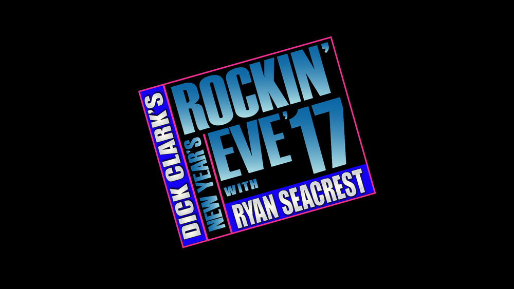 Dick Clark's New Year's Rockin Eve 2017