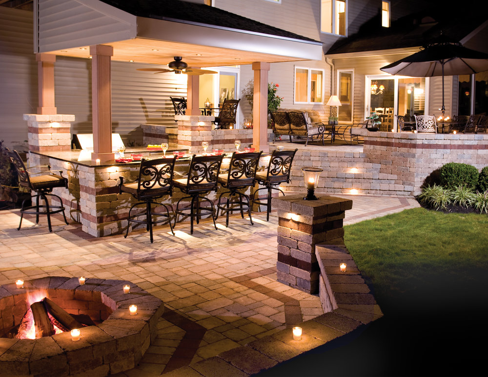 outdoor lighting -