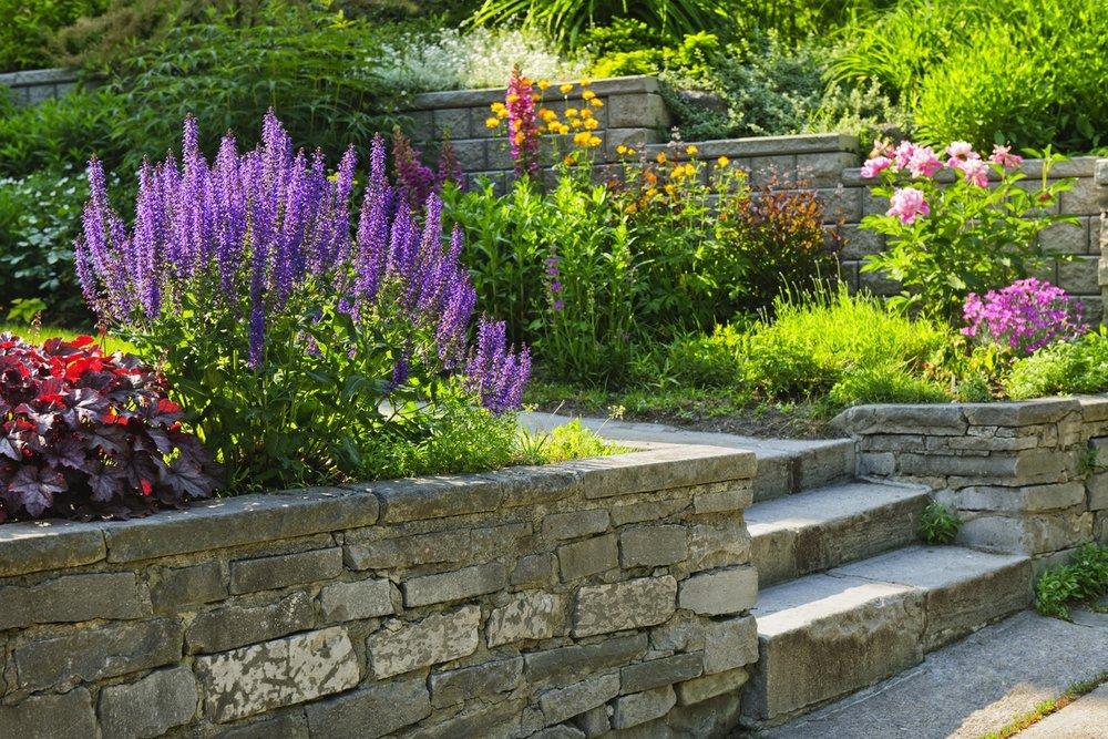 Steps & Slabs -
