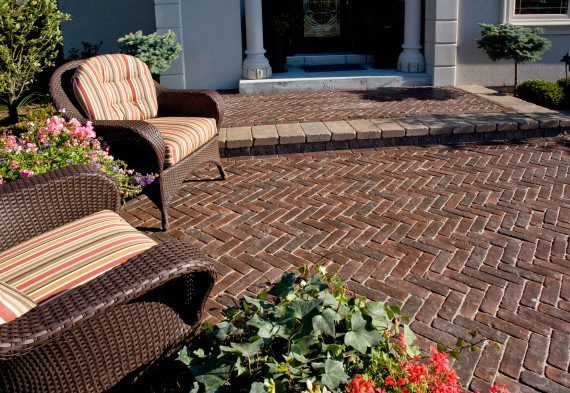 Best Unilock Pavers for Achieving the Charm of Brick in NJ