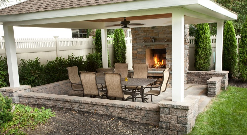 6 Stunning Uses of Stone Veneer in Brick Township, NJ