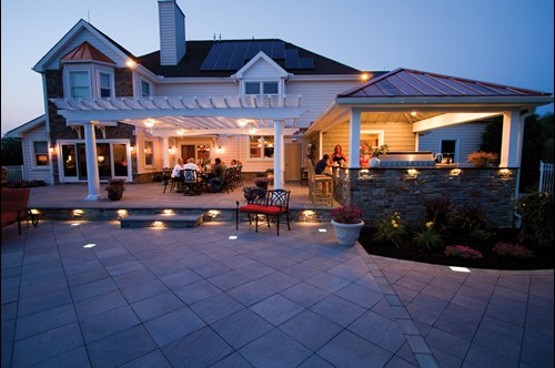Excellent Border and Accent Materials for Bluestone Patios in Middletown, NJ