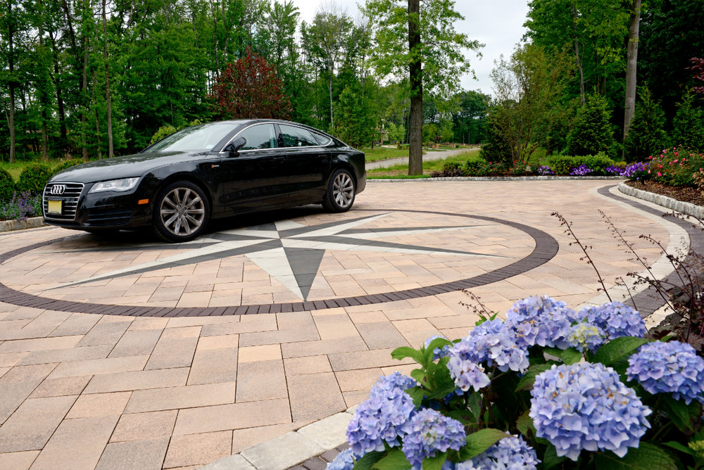 Stunning Driveway Pavers from our Trusted Partner in Berkeley Township, NJ