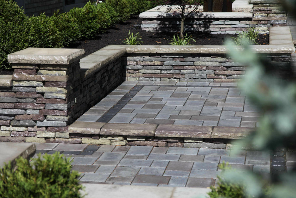 Landscaping Ideas: Adding Structure with Low Walls and Retaining Walls in Brick, NJ