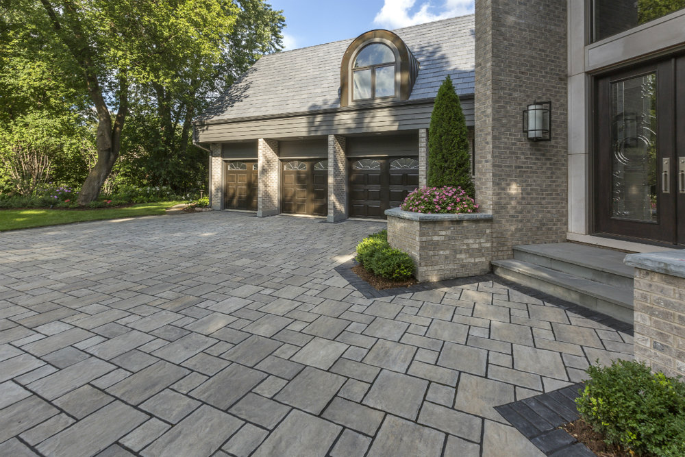 Try these Unilock Driveway Pavers for Style and Durability in Lanka Harbor, NJ
