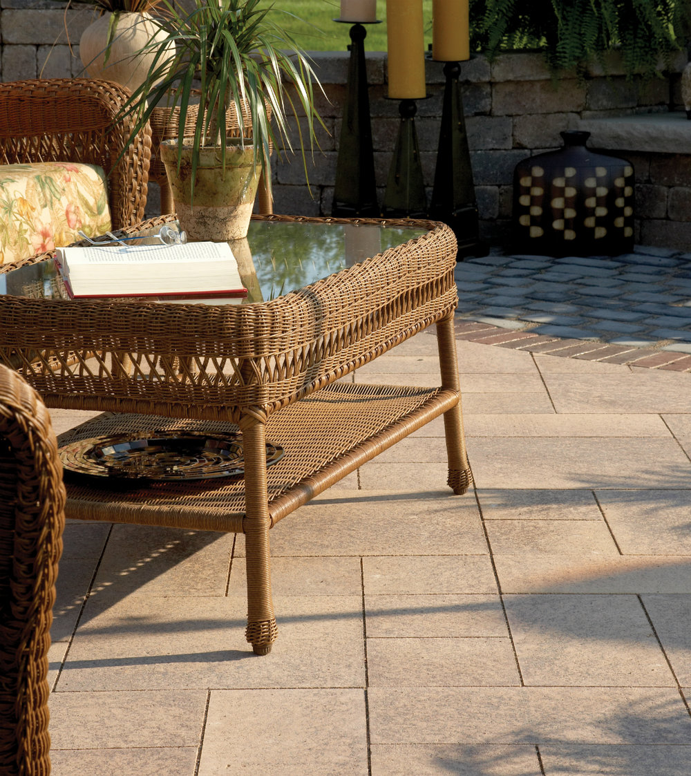 Concrete or Natural Stone? How to Choose the Right Landscape Materials for your Berkeley, NJ, Patio