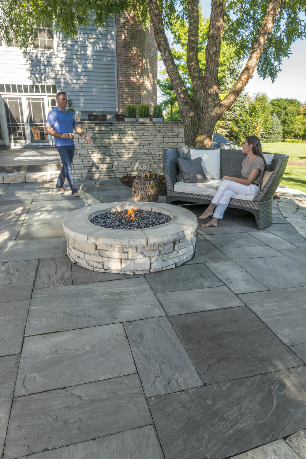 4 Reasons to Incorporate Natural Stone into your Stafford, NJ, Patio Design