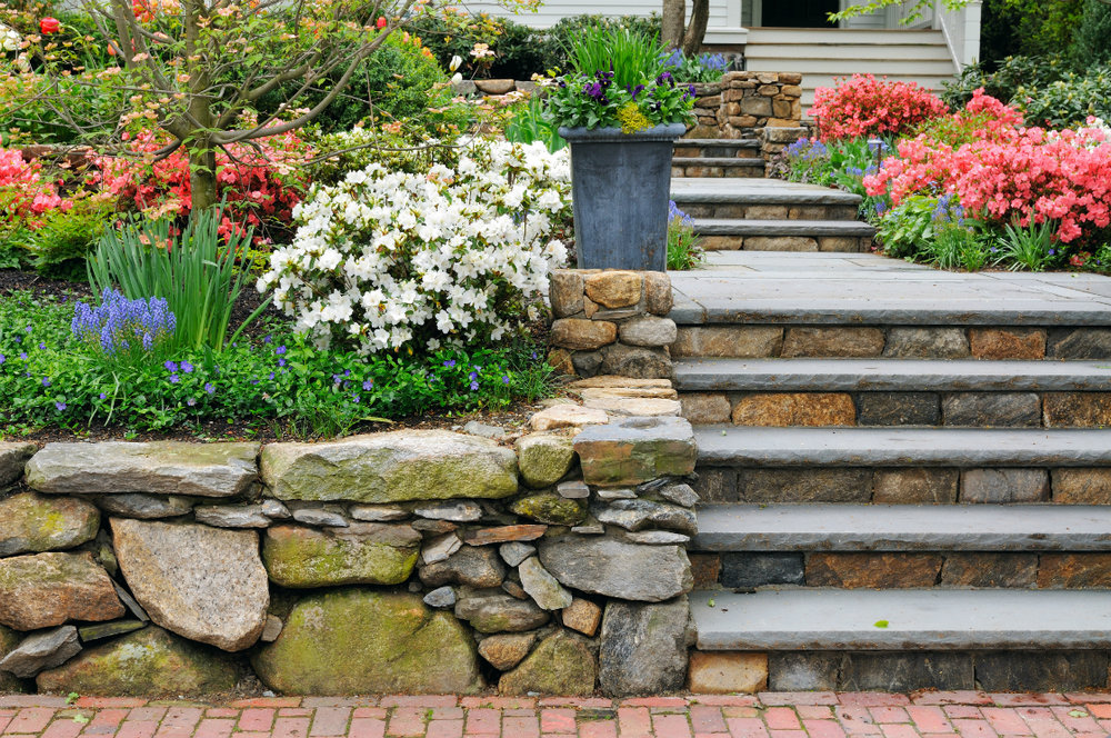Take Your Masonry Project to the Next Level with Bluestone Paving Stones in Lacey NJ
