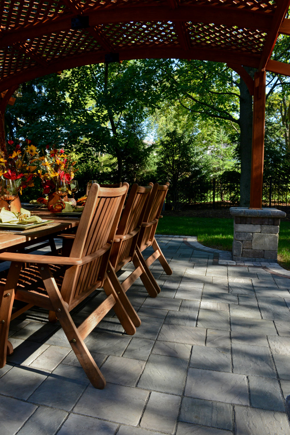 How Unilock Pavers Can Upgrade the Look of your Patio Designs in Jackson NJ