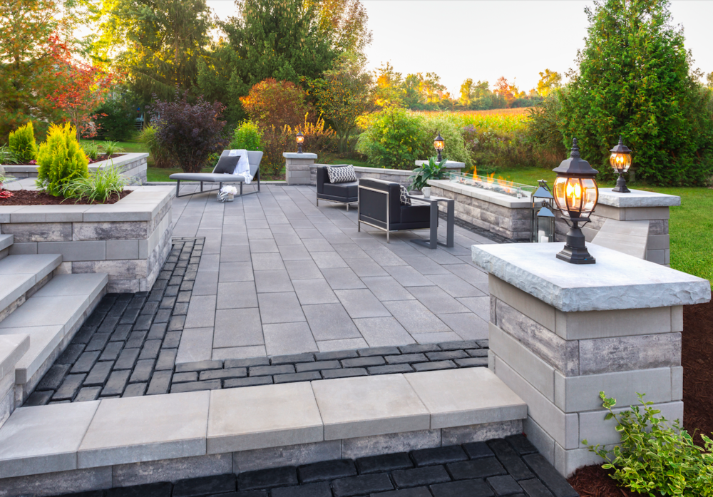 Top 3 Concrete Wall Blocks for Contemporary Retaining Walls in Barnegat, NJ