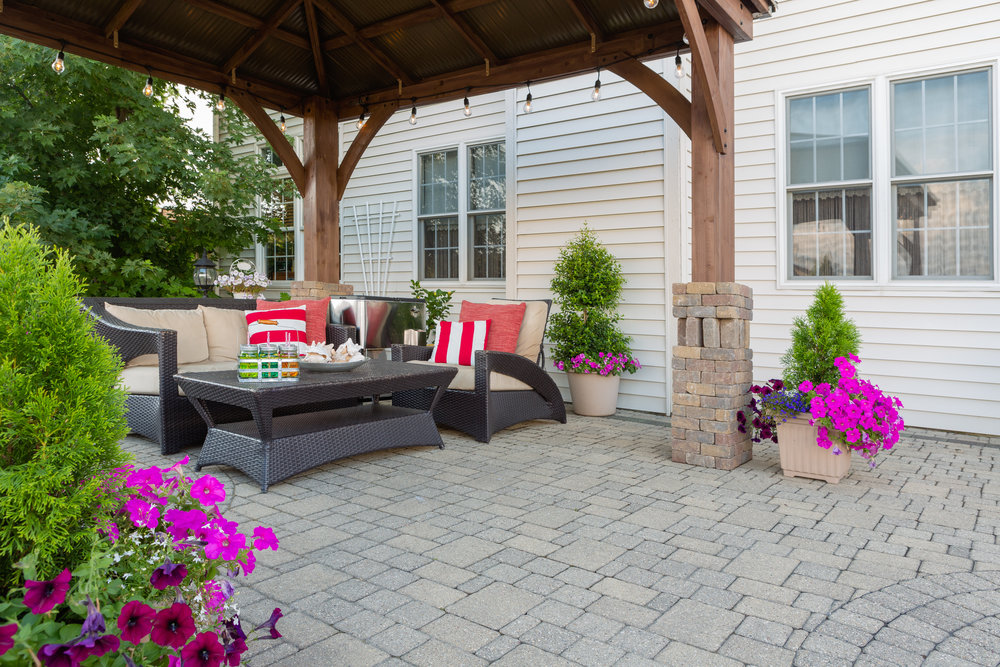 Create Interesting Paver Patterns with These Paving Stones in Point Pleasant, NJ