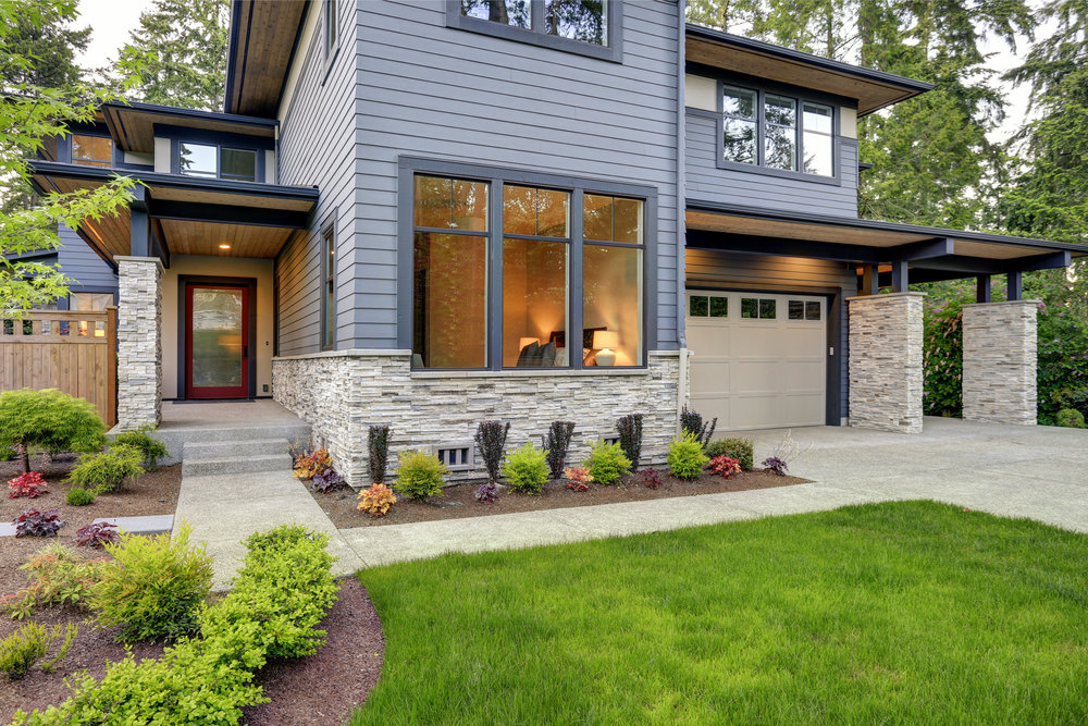 Add Style to Your Landscape's Focal Features with Stone Veneer in Manalapan, NJ