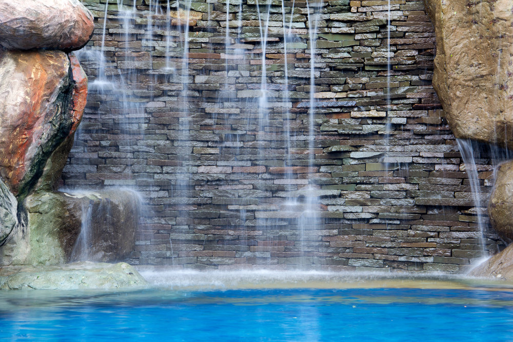 Incorporating Stone Veneer to Your Swimming Pool Design in Toms River, NJ