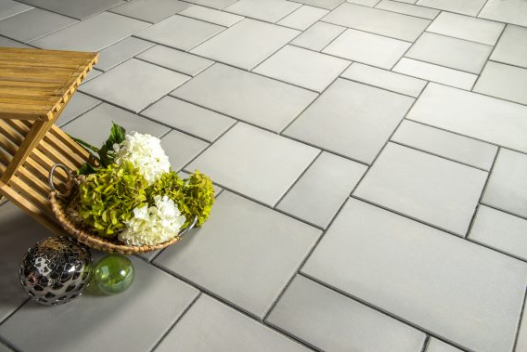 Mix and Match Paving Stones to Create a Multi-Color Patio in Manchester, NJ
