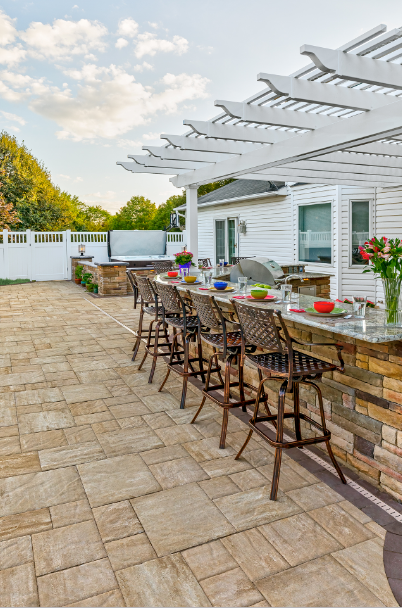 4 Different Styles of Stone Veneer for Your Berkeley Township, NJ Outdoor Project