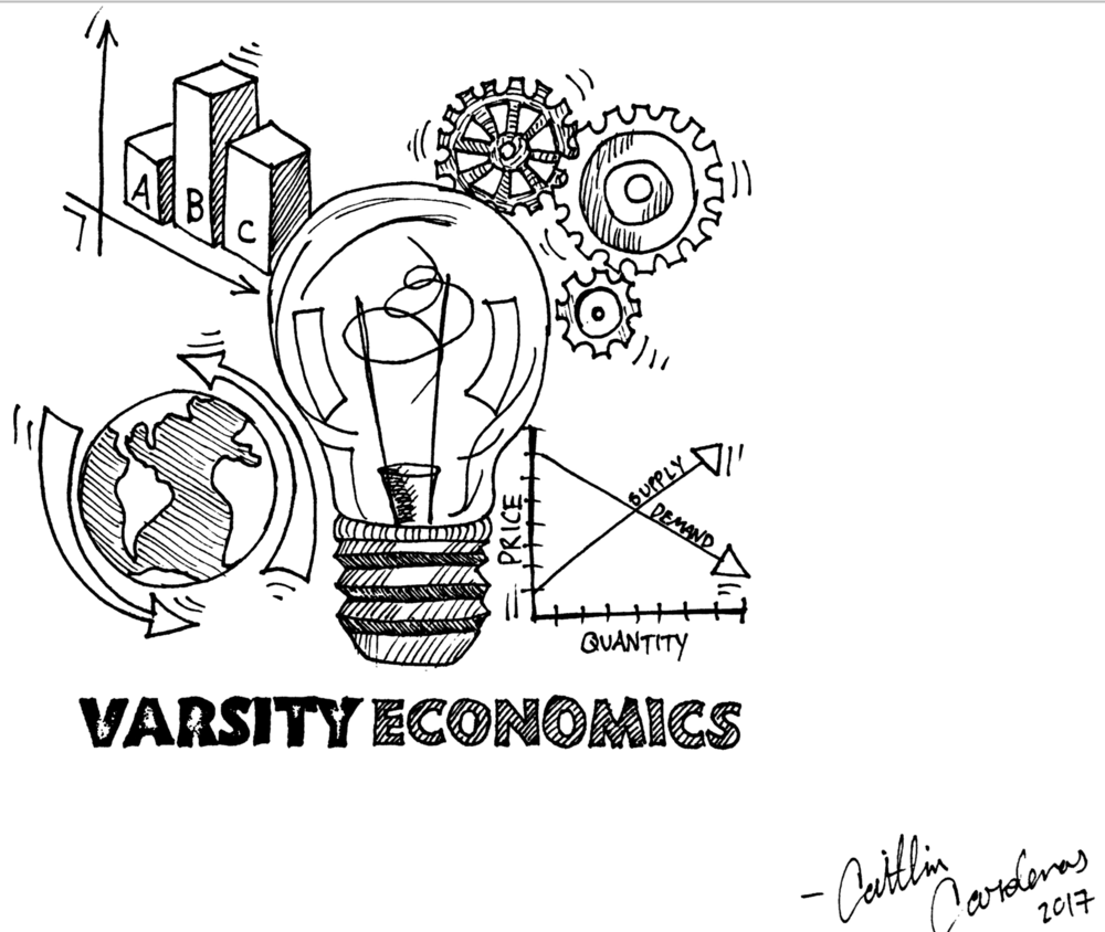 Varsity Economics -      Varsity Economics     University High School     421 North Arcadia Ave     Tucson, Arizona 85711     Email: varsityeconomics@gmail.com