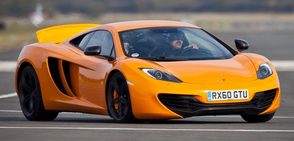 McLaren 12C - image credit:https://www.pinterest.com/sigmararo/