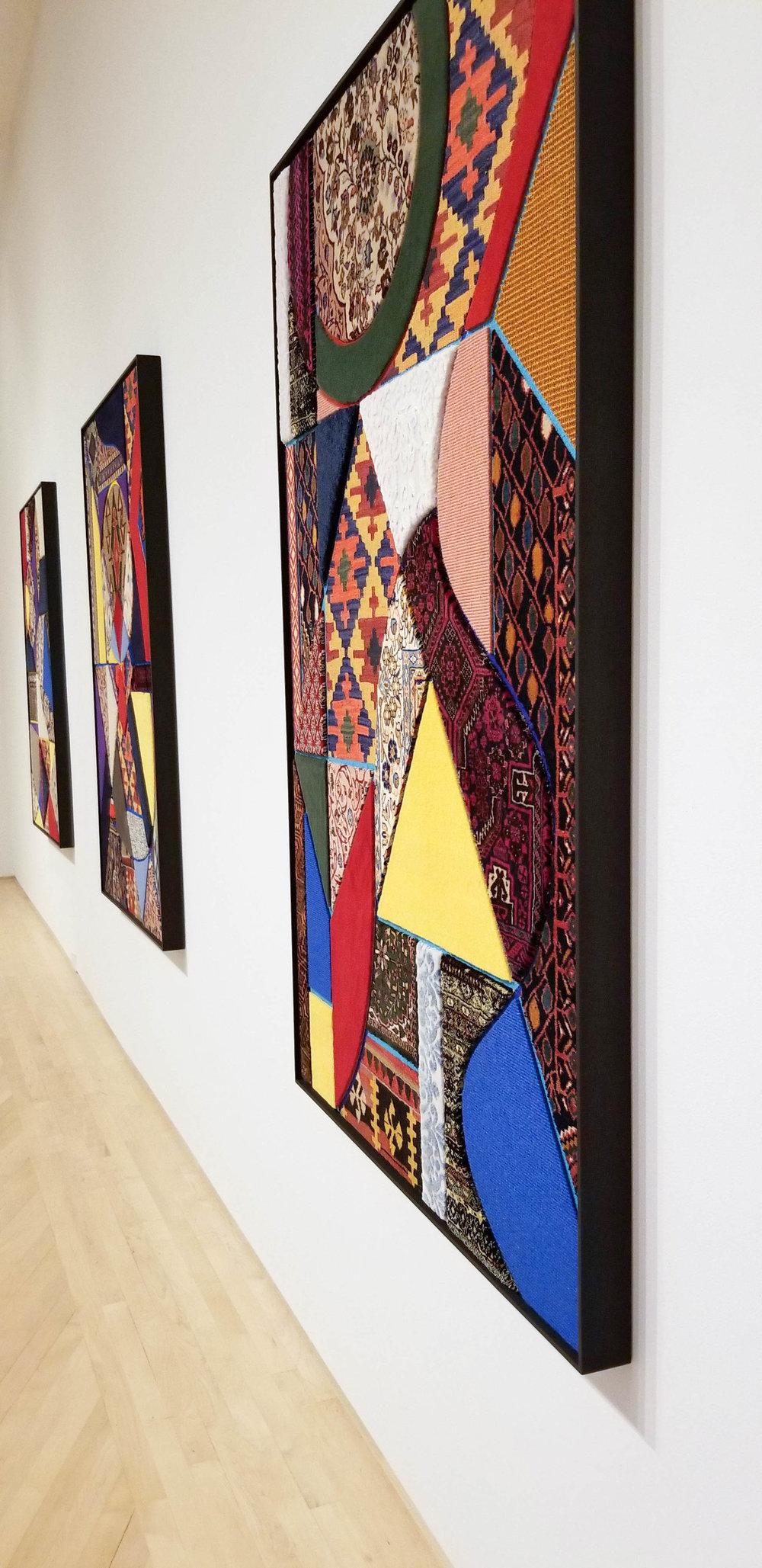 Social Fabric (series), Nevin Aladag