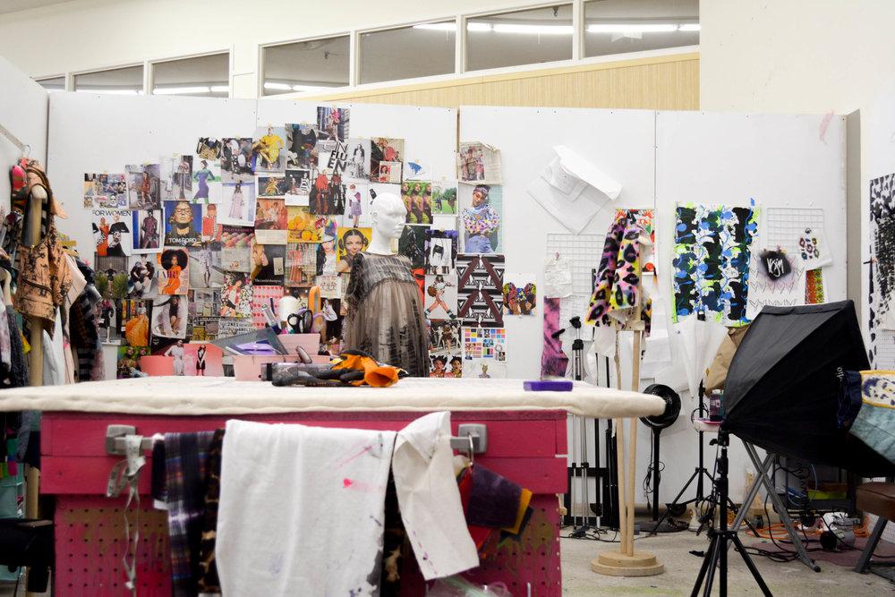 whitney fashion studio