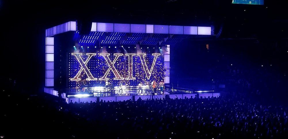 Bruno Mars 24K Magic Tour in Tulsa, OK at BOK Center