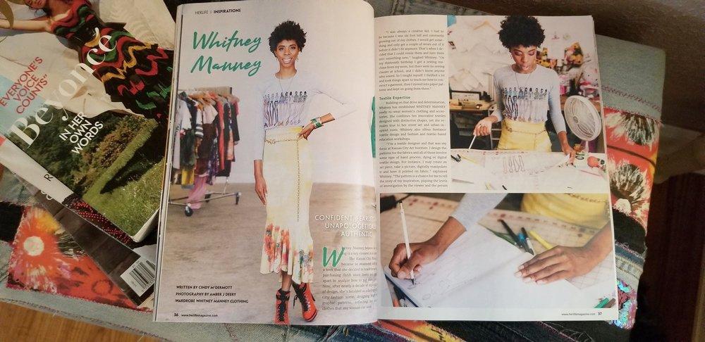 whitneymanney herlife magazine