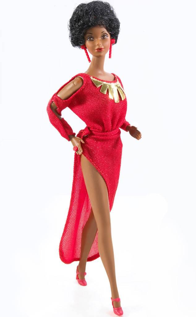 First Black Barbie