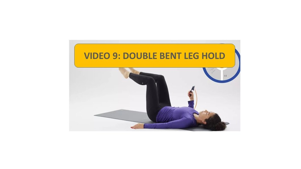 Video 9: Double Bent Leg Lifts