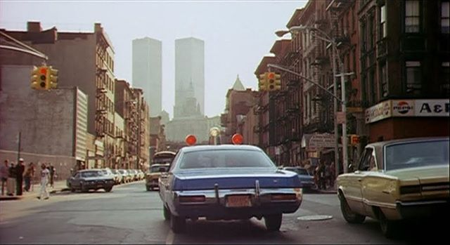 Never Forget. 📷 Law and Disorder 1974 via #boweryboyshistory #beachasspunk #wtc #twintowers