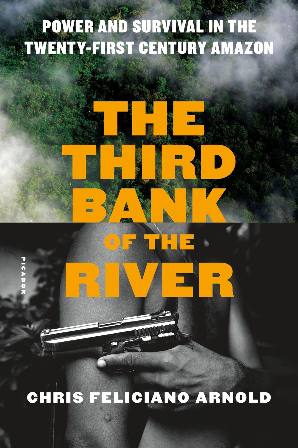 A sweeping investigation of crime and corruption in the Amazon. - The Third Bank of the River maps the human territory of one of the world's last great frontiers—and a critical battleground for human rights and the future of our planet. Grounded in rigorous first-hand reporting and in-depth research, this is a portrait of Brazil and the Amazon that is complex, bloody, and often tragic.