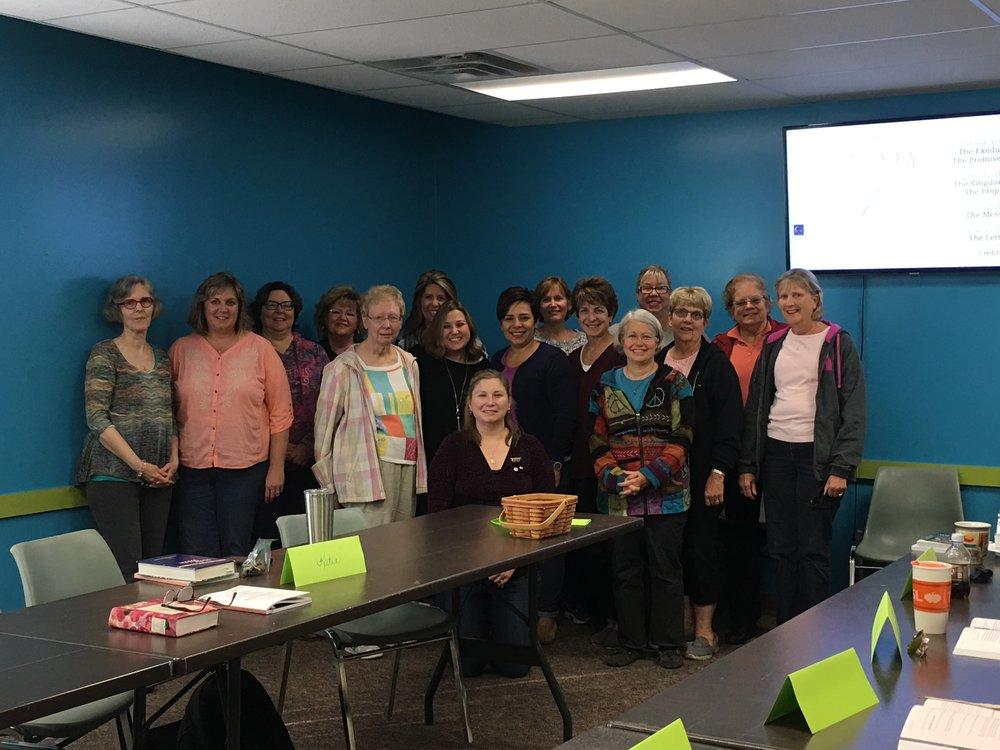 Women's Bible Study(2016).JPG
