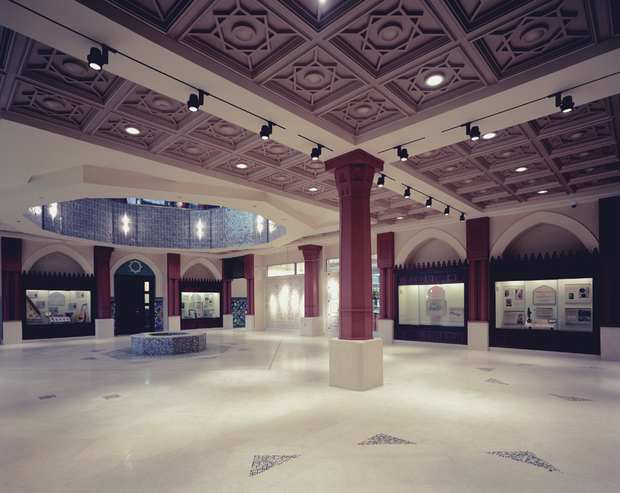 Photo - Arab American Museum - Inside