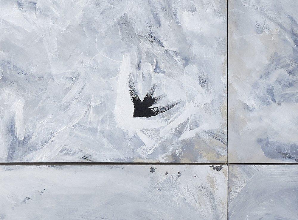 """Detail, """"Rue des Martyrs"""""""