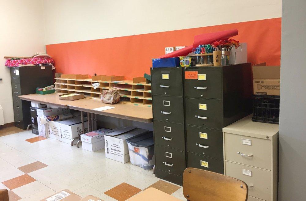Copy of Teacher Workroom-Before