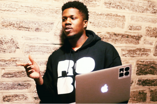 "Jackson ""RoboJack"" Forbes - CEO & Founder of ROBO"