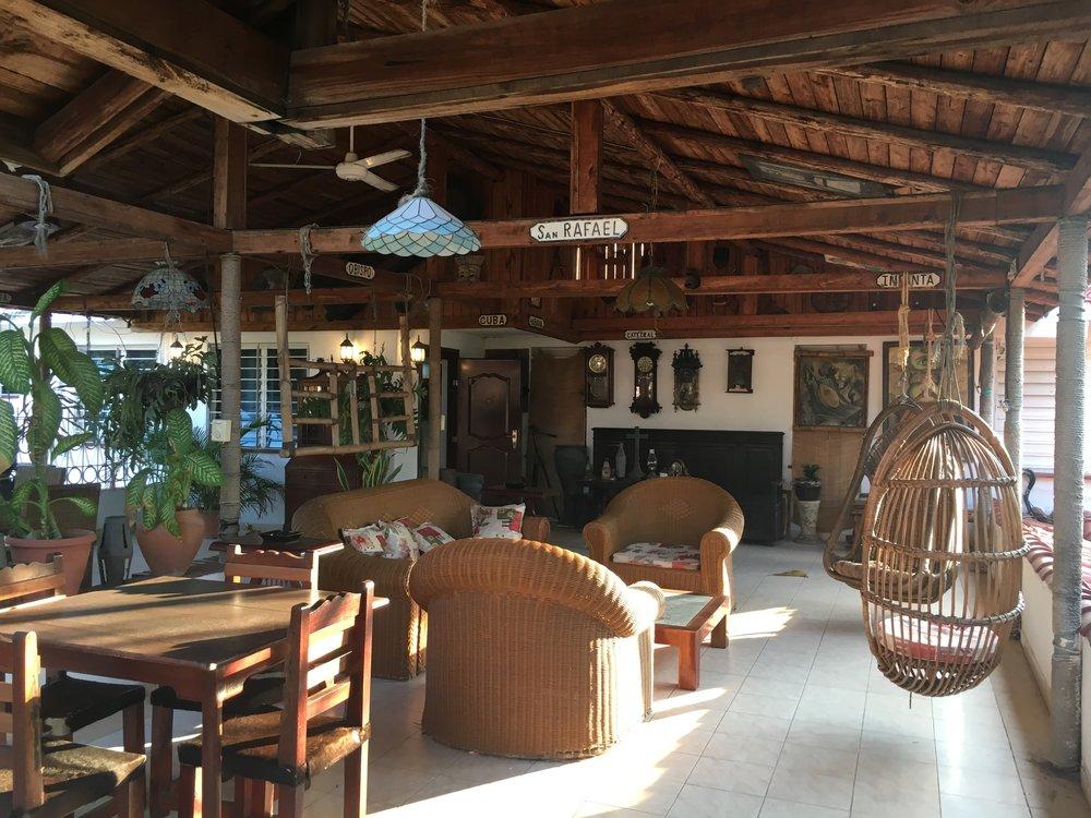 Havana House Second Floor