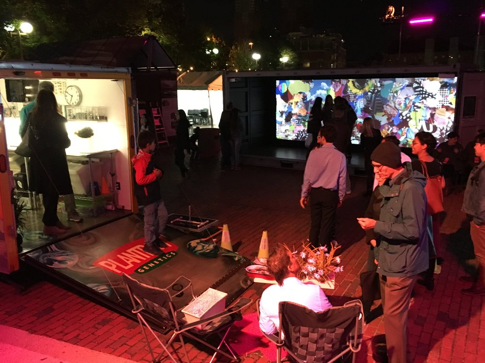 POLLINATE site at HUBweek