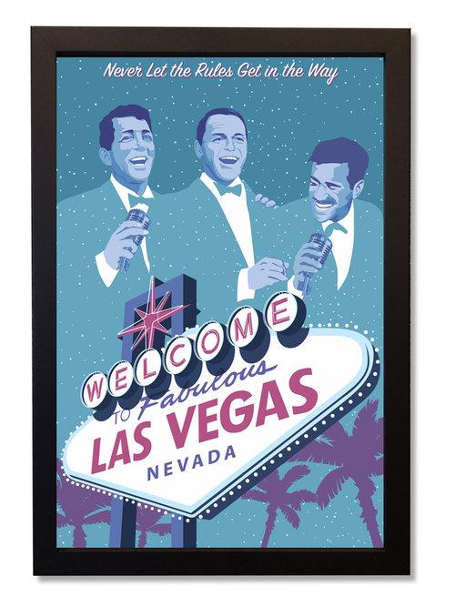 Las Vegas Rat Pack Just Looking Gallery